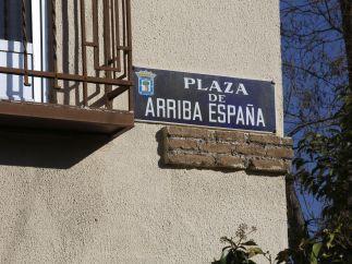 Madrid eliminará las 'calles franquistas'