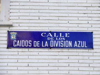 Madrid, sin placas del franquismo