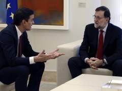 Rajoy pedirá a Sánchez que cambie de actitud