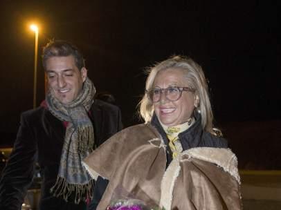 Maite Zaldívar sale de prisión para disfrutar de un permiso durante las navidades