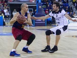 Carlos Arroyo y Raúl López