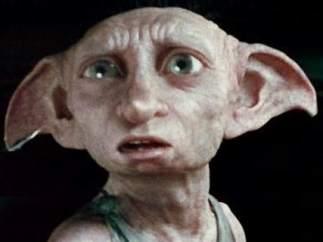 Dobby, elfo de Harry Potter.