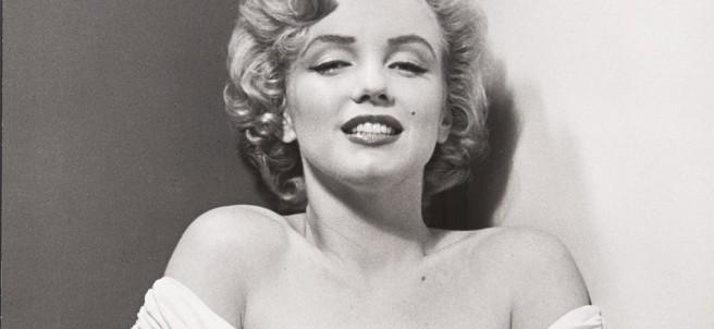 Marilyn Monroe by Philippe Halsman, 1952