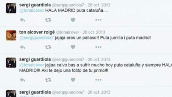 Tuits de Sergi Guardiola