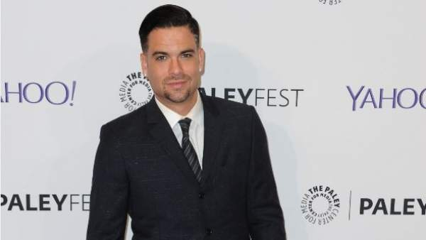 El actor de 'Glee' Mark Salling