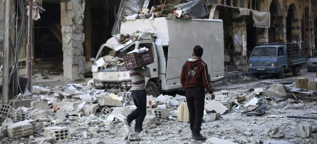 El 88% de los hogares del sur de Siria viven en la extrema pobreza