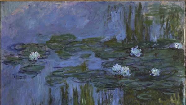 Claude Monet, Nymphéas (Waterlilies), 1914-15