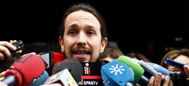 """Iglesias arremete contra los críticos de Sánchez y tiende la mano a """"sensatos"""" en el PSOE"""