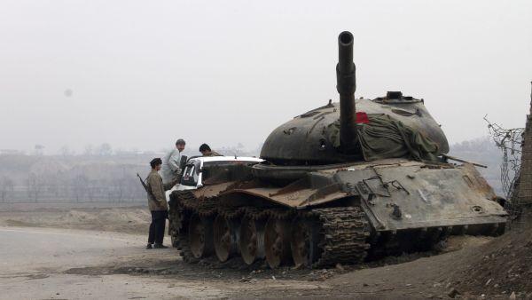 Operación antitalibán en Kunduz