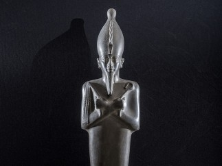 Statue ofOsiris, Egyptian Museum Cairo
