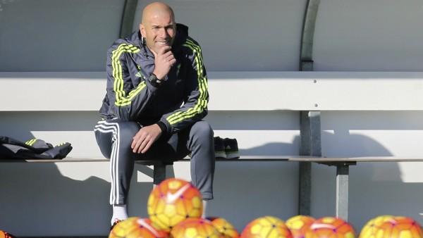 El nuevo entrenador del Real Madrid 0561ff128686d