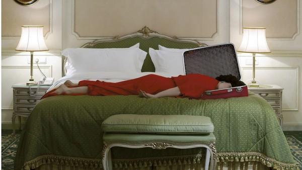 Anja Niemi - Room 81 (suitcase)