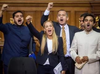 Instalación de la Asamblea Nacional de Venezuela