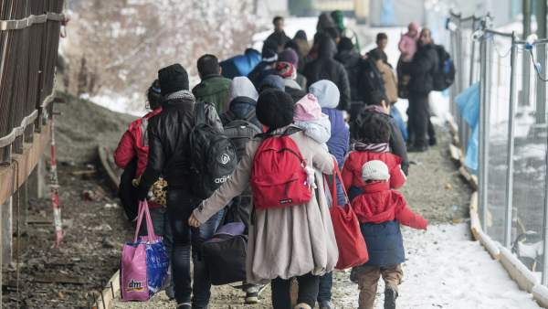 Refugiados alemania