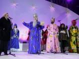 Melchor, Gaspar y Baltasar brillan en Madrid