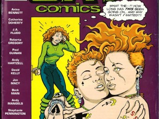 Gay Comics Cover #23