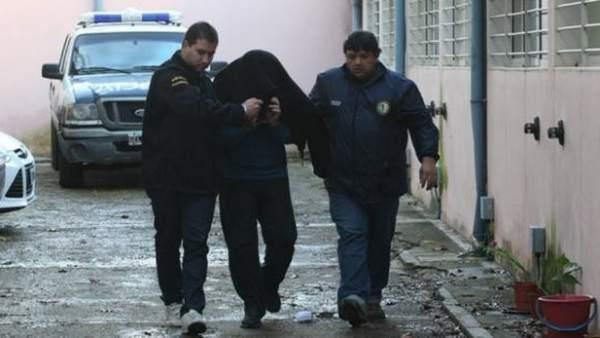 Un hombre detenido en Argentina