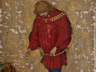 Under Knave of Ducks from The Stuttgart Playing Cards (Das Stuttgarter Kartenspiel), ca. 1430