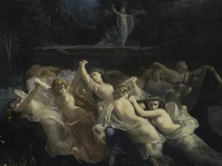 Auguste Ernest Gendron - Les Wilis