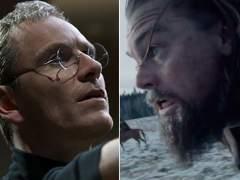 Leonardo DiCaprio y Michael Fassbender