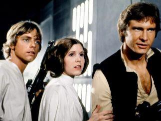 'La guerra de las galaxias' (1977, George Lucas)