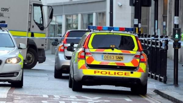 La Policía inglesa corta la calle Tithebarn por posible amenaza de bomba