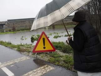 Lluvias en Galicia