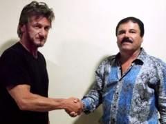 Sean Penn y 'El Chapo'