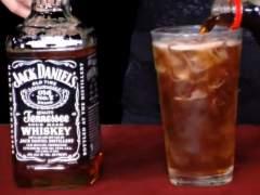 Jack Daniel's con Cola