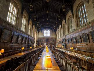Comedor del Christ Church College