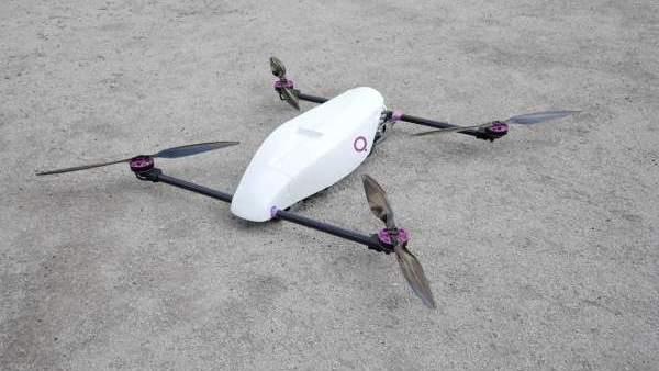 Dron de startup española
