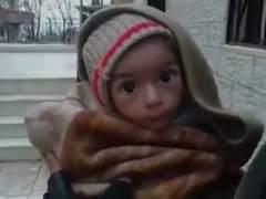Hambre y desesperación en Madaya