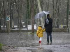 Lluvias e inundaciones en Galicia