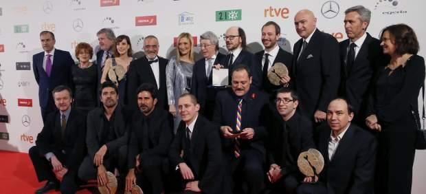 Premios Forqué 2015.
