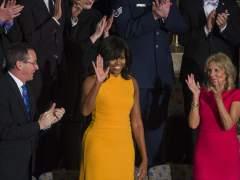 """Los viajes de Obama y Michelle a España serán """"muy diferentes"""""""