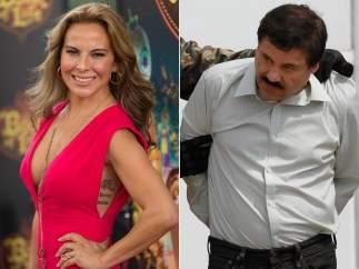 Kate del Castillo y Chapo Guzmán
