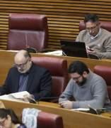 La diputada alicantina expulsada de Podemos no acude al Pleno de Les Corts