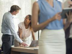 En el trabajo, ¿quieres más sueldo o más felicidad laboral?