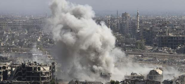 Cercos a ciudades: una táctica de guerra que está matando de hambre a la población en Siria