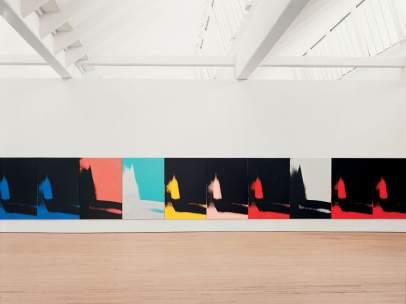'Sombras', de Andy Warhol