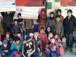 Niños de Madaya