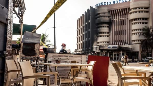 Atentado en la capital de Burkina Faso