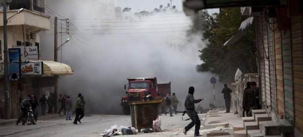 Rusia propone a EE UU iniciar el 25 de mayo una ofensiva conjunta contra el yihadismo en Siria