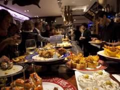 Pintxos en Donosti, la mejor experiencia gastronómica del mundo según 'Lonely Planet'