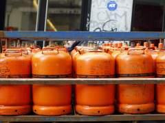 El precio de la bombona de butano baja por primera vez en catorce meses