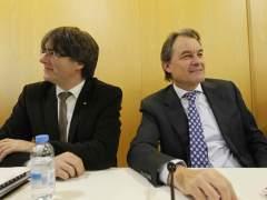 Mas avisa a la CUP de que el acuerdo de investidura obliga a apoyar los presupuestos