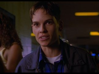 Hilary Swank - 'Boys don't cry' (1999)