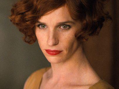Eddie Redmayne - 'La chica danesa' (2015)