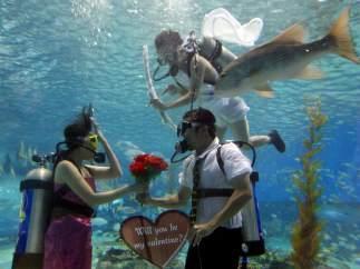 San Valentín en Filipinas