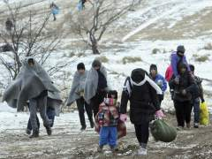 Unos 80.000 refugiados e inmigrantes llegaron a Europa en las 6 primeras semanas del año